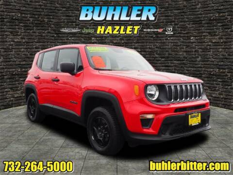 2019 Jeep Renegade for sale at Buhler and Bitter Chrysler Jeep in Hazlet NJ