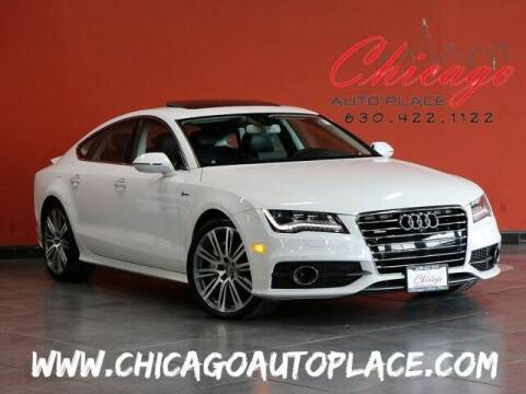 2014 Audi A7 for sale at Chicago Auto Place in Bensenville IL