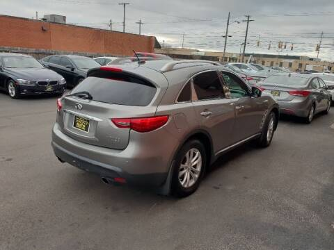2009 Infiniti FX35 for sale at ENZO AUTO in Parma OH