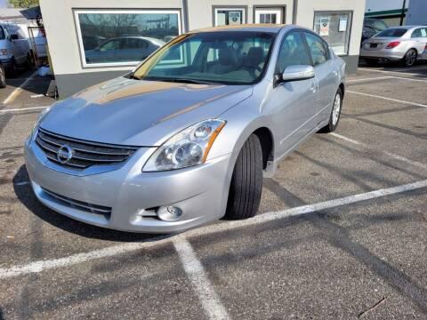 2011 Nissan Altima for sale at Millennium Auto Group in Lodi NJ
