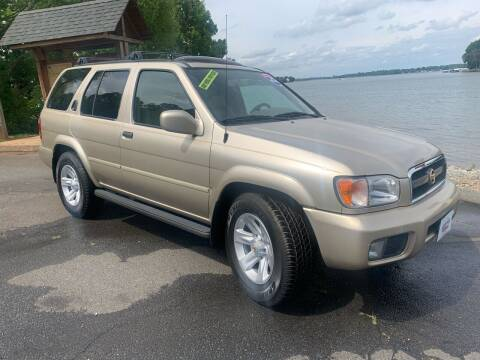 2002 Nissan Pathfinder for sale at Affordable Autos at the Lake in Denver NC