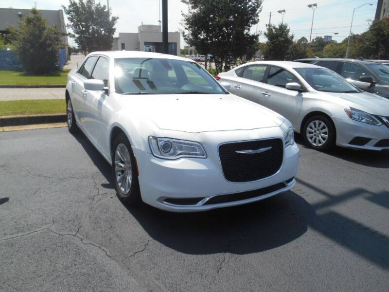 2017 Chrysler 300 for sale at AUTO MART in Montgomery AL