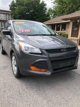 2015 Ford Escape for sale at FRANK E MOTORS in Joplin MO