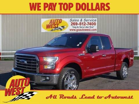 2016 Ford F-150 for sale at Autowest Allegan in Allegan MI