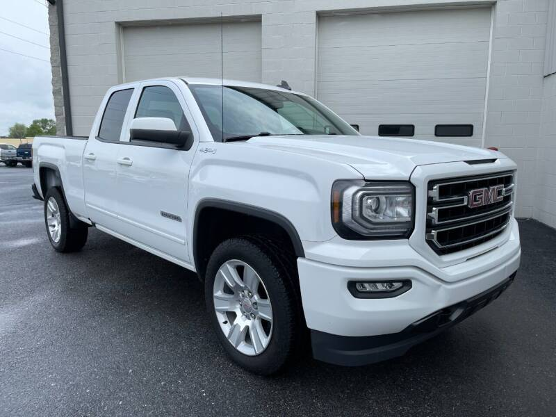 2017 GMC Sierra 1500 for sale at Zimmerman's Automotive in Mechanicsburg PA
