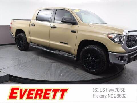 2020 Toyota Tundra for sale at Everett Chevrolet Buick GMC in Hickory NC
