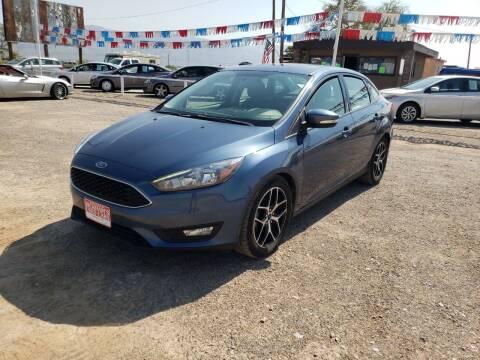 2018 Ford Focus for sale at Bickham Used Cars in Alamogordo NM