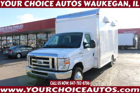 2015 Ford E-Series Chassis for sale at Your Choice Autos - Waukegan in Waukegan IL