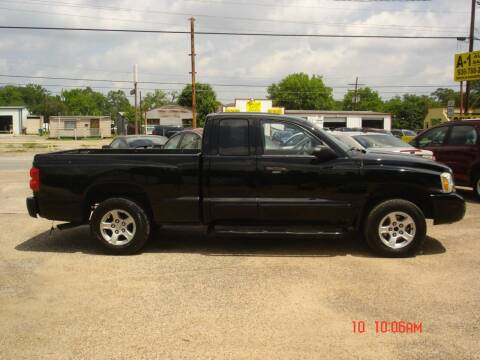 2005 Dodge Dakota for sale at A-1 Auto Sales in Conroe TX
