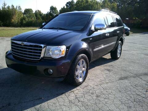 2008 Chrysler Aspen for sale at Route 111 Auto Sales in Hampstead NH
