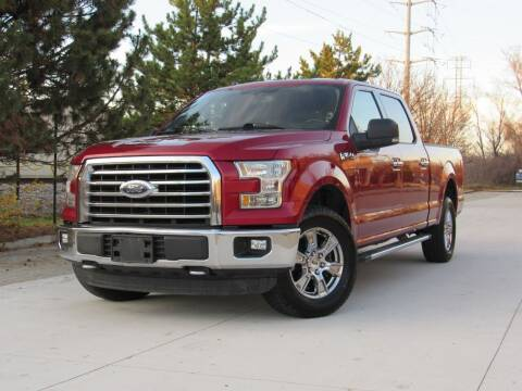 2015 Ford F-150 for sale at A & R Auto Sale in Sterling Heights MI