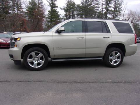 2015 Chevrolet Tahoe for sale at Mark's Discount Truck & Auto Sales in Londonderry NH