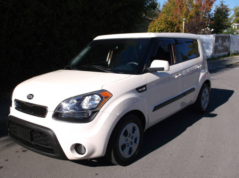 2013 Kia Soul for sale at Eastside Motor Company in Kirkland WA