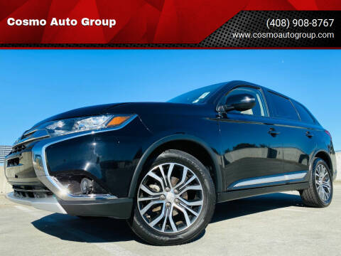 2016 Mitsubishi Outlander for sale at Cosmo Auto Group in San Jose CA