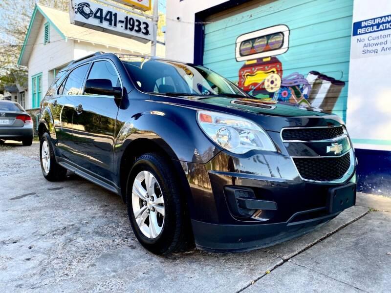 2014 Chevrolet Equinox for sale at Hi-Tech Automotive - Congress in Austin TX