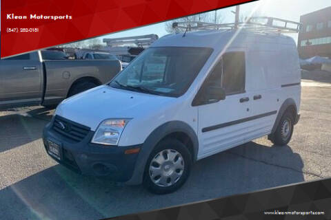 2013 Ford Transit Connect for sale at Klean Motorsports in Skokie IL