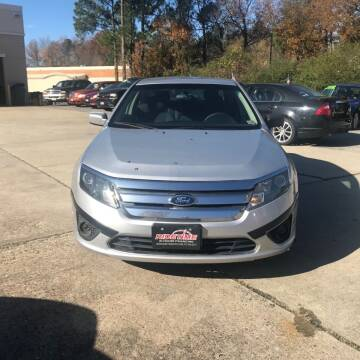 2012 Ford Fusion for sale at Ridetime Auto in Suffolk VA