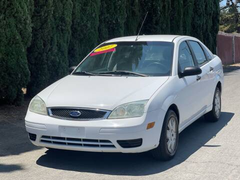 2007 Ford Focus for sale at River City Auto Sales Inc in West Sacramento CA