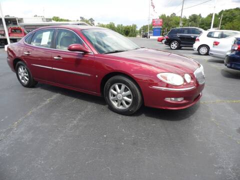 2008 Buick LaCrosse for sale at CAROLINA MOTORS in Thomasville NC