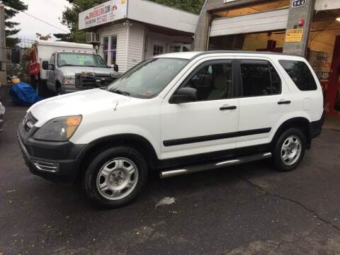2002 Honda CR-V for sale at White River Auto Sales in New Rochelle NY