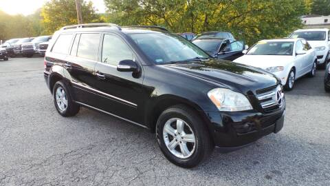 2008 Mercedes-Benz GL-Class for sale at Unlimited Auto Sales in Upper Marlboro MD