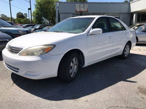 2004 Toyota Camry for sale at Popular Imports Auto Sales in Gainesville FL