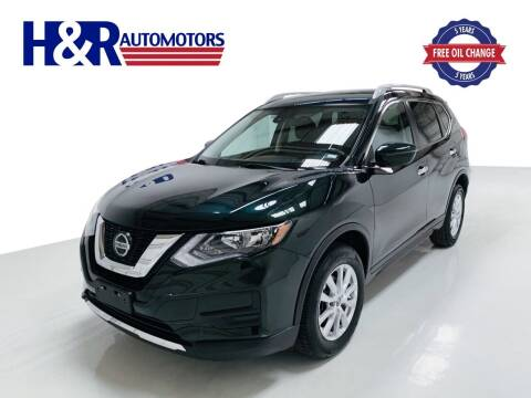 2019 Nissan Rogue for sale at H&R Auto Motors in San Antonio TX