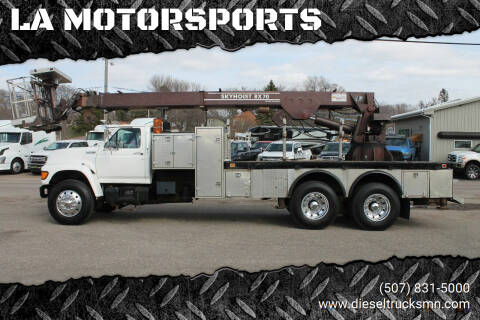 1997 Ford F-800 for sale at LA MOTORSPORTS in Windom MN