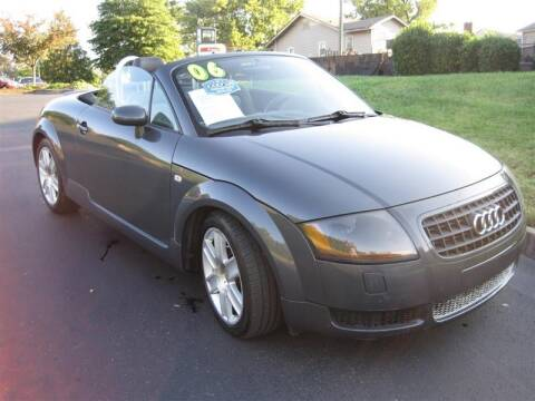2006 Audi TT for sale at Euro Asian Cars in Knoxville TN