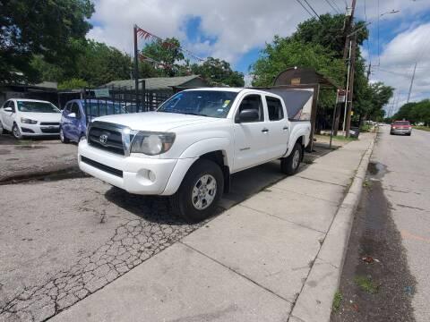 2008 Toyota Tacoma for sale at C.J. AUTO SALES llc. in San Antonio TX