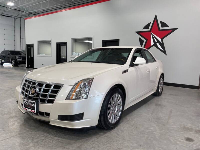 2013 Cadillac CTS for sale at CarNova - Shelby Township in Shelby Township MI