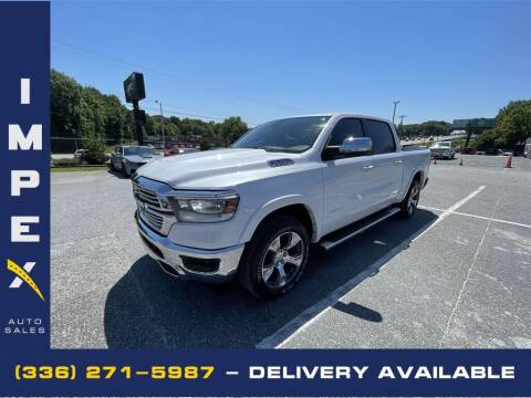 2019 RAM Ram Pickup 1500 for sale at Impex Auto Sales in Greensboro NC