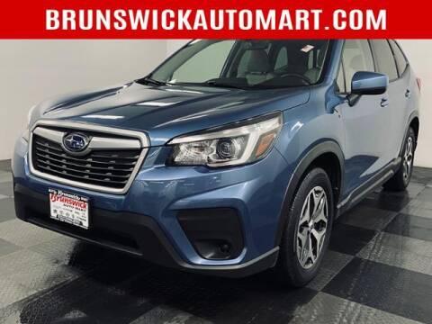 2019 Subaru Forester for sale at Brunswick Auto Mart in Brunswick OH