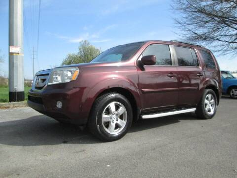 2009 Honda Pilot for sale at Unique Auto Brokers in Kingsport TN