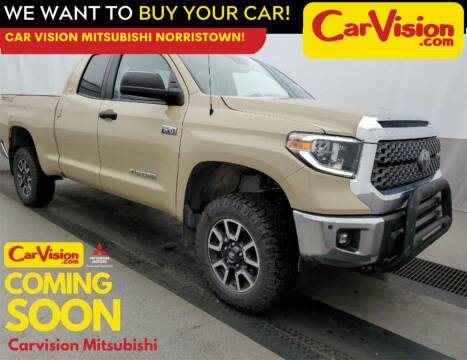 2018 Toyota Tundra for sale at Car Vision Mitsubishi Norristown in Norristown PA