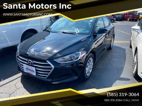 2018 Hyundai Elantra for sale at Santa Motors Inc in Rochester NY