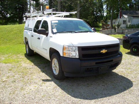 2012 Chevrolet Silverado 1500 Hybrid for sale at Summit Auto Inc in Waterford PA