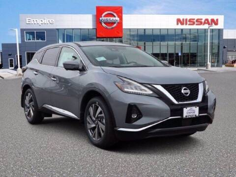 2021 Nissan Murano for sale at EMPIRE LAKEWOOD NISSAN in Lakewood CO
