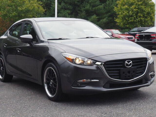 2017 Mazda MAZDA3 for sale at ANYONERIDES.COM in Kingsville MD