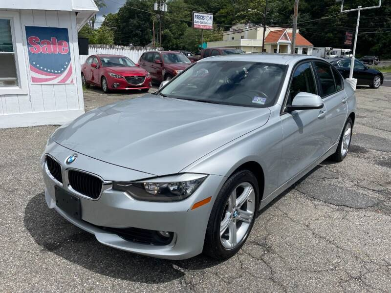 2014 BMW 3 Series for sale at Auto Banc in Rockaway NJ