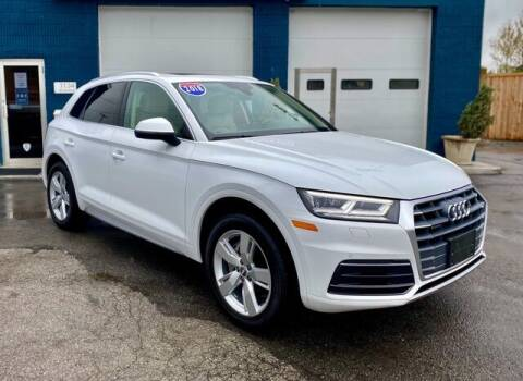 2018 Audi Q5 for sale at Saugus Auto Mall in Saugus MA