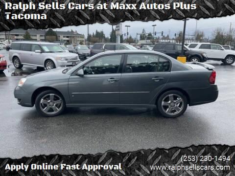 2006 Chevrolet Malibu for sale at Ralph Sells Cars at Maxx Autos Plus Tacoma in Tacoma WA