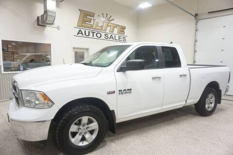 2018 RAM Ram Pickup 1500 for sale at Elite Auto Sales in Ammon ID