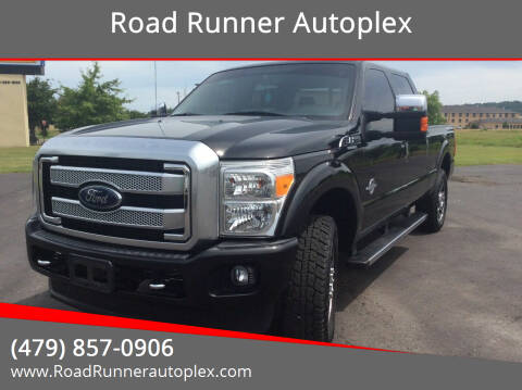 2014 Ford F-250 Super Duty for sale at Road Runner Autoplex in Russellville AR