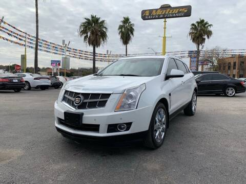 2012 Cadillac SRX for sale at A MOTORS SALES AND FINANCE in San Antonio TX