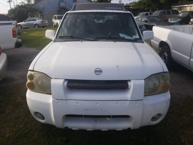 2003 Nissan Frontier for sale at Webb's Automotive Inc 11 in Morehead City NC