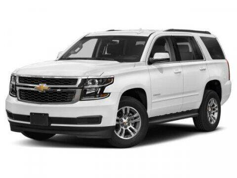 2018 Chevrolet Tahoe for sale at Stephen Wade Pre-Owned Supercenter in Saint George UT