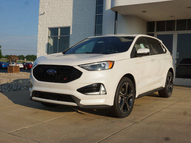 2021 Ford Edge for sale at FOWLERVILLE FORD in Fowlerville MI