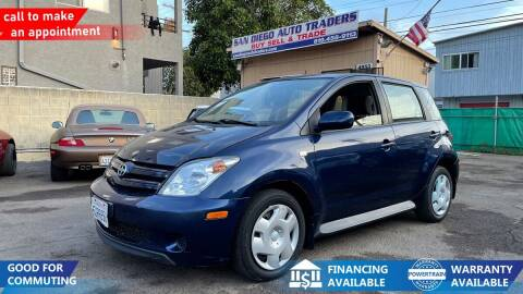 2004 Scion xA for sale at San Diego Auto Traders in San Diego CA