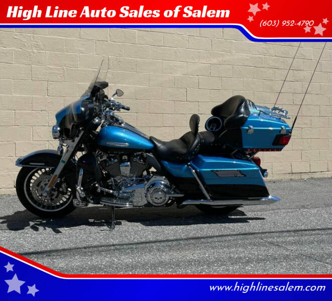 2011 Harley-Davidson FLHTK for sale at High Line Auto Sales of Salem in Salem NH